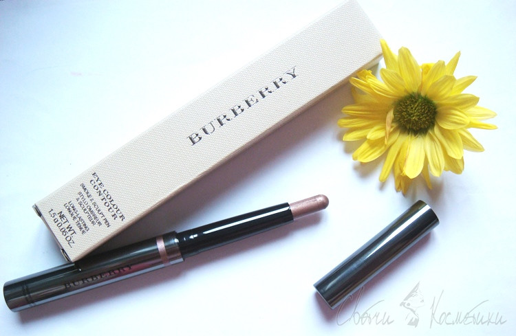 карандаша для глаз Burberry Eye Colour Contour 112 Rosewood